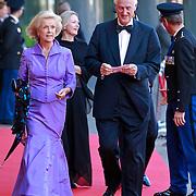 NLD/Amsterdam/20110527 - 40ste verjaardag Prinses Maxima, Martin Schroder en partner