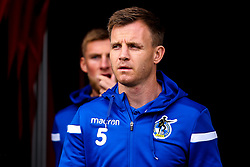 Tony Craig of Bristol Rovers arrives at Doncaster Rovers - Mandatory by-line: Robbie Stephenson/JMP - 19/10/2019 - FOOTBALL - The Keepmoat Stadium - Doncaster, England - Doncaster Rovers v Bristol Rovers - Sky Bet League One