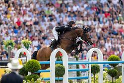 VAN DER VLEUTEN Maikel (NED), Verdi TN<br /> Aachen - CHIO 2019<br /> Rolex Grand Prix 1. Umlauf<br /> Teil des Rolex Grand Slam of Show Jumping, Der Große Preis von Aachen. Springprüfung mit zwei Umläufen und Stechen <br /> 21. Juli 2019<br /> © www.sportfotos-lafrentz.de/Stefan Lafrentz