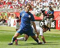 v.l. Carlos Paredes, Frank Lampard England<br />