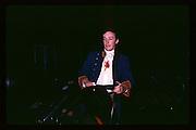 Nick Burge at Piers Gaveston Ball. Oxford Town Hall. 1981 approx© Copyright Photograph by Dafydd Jones 66 Stockwell Park Rd. London SW9 0DA Tel 020 7733 0108 www.dafjones.com
