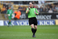 Photo: Rich Eaton.<br /> <br /> Wolverhampton Wanderers v Sheffield Wednesday. Coca Cola Championship. 28/10/2006. referee Mr R Lewis