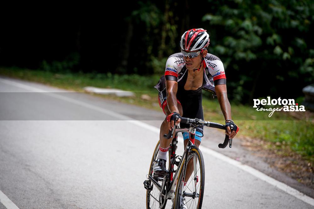 Le Tour de Langkawi 2015/ Stage7/ Shah Alam -Fraser's Hill/ TSG