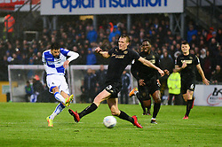 Liam Sercombe of Bristol Rovers scores a goal - Mandatory by-line: Dougie Allward/JMP - 24/04/2018 - FOOTBALL - Memorial Stadium - Bristol, England - Bristol Rovers v Wigan Athletic - Sky Bet League One