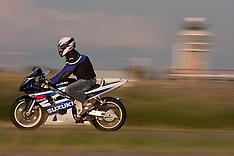 Motorcycle Street Portraits