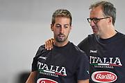 Marco Esposito, Mario Fioretti<br /> Raduno Nazionale Maschile Senior<br /> Raduno Giorno 2<br /> Folgaria 23/07/2017<br /> Foto Ciamillo-Castoria/ G. Ciamillo