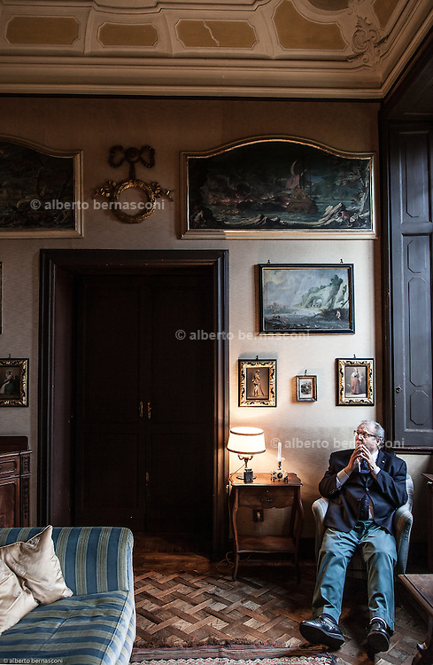 Italy, Rapallo, Fra' Robert Matthew Festing OBE (born 30 November 1949) is an English religious figure, friar, and the 79th Prince and Grand Master of the Sovereign Military Order of Malta.Little Drawing room