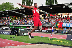 JOHNSON Hurie, USA, Long Jump, T44, 2013 IPC Athletics World Championships, Lyon, France