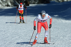 Slovenian cross-country skier Eva Severrus at 10th OPA - Continental Cup 2008-2009, on January 17, 2009, in Rogla, Slovenia.  (Photo by Vid Ponikvar / Sportida)