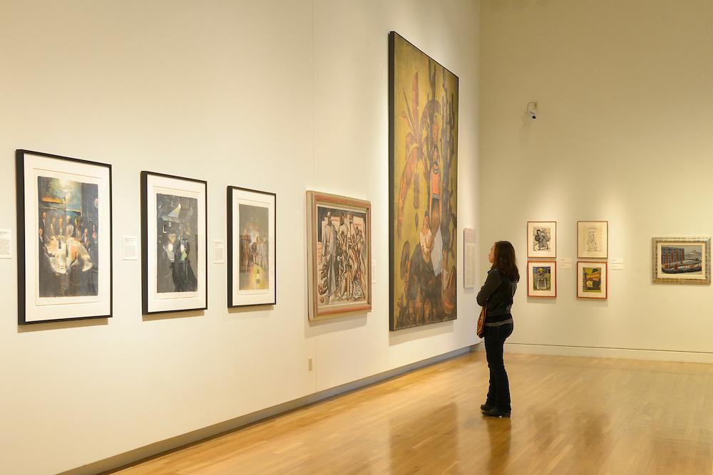 San Antonio Museum of Art,San Antonio, Texas,USA