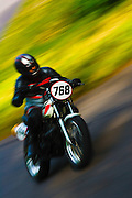 Bike number 768 at Shelsley Hill climb 6/6/10
