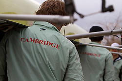 Cambridge Blue Boat training at Ely, Cambridgeshire