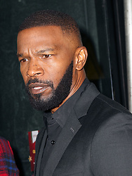 Jamie Dornan is seen posing on the red carpet at 'Robin Hood' New York Screening at AMC Lincoln Square Theater in New York City. NON-EXCLUSIVE November 11, 2018. 11 Nov 2018 Pictured: Jamie Foxx. Photo credit: Nancy Rivera/Bauergriffin.com / MEGA TheMegaAgency.com +1 888 505 6342