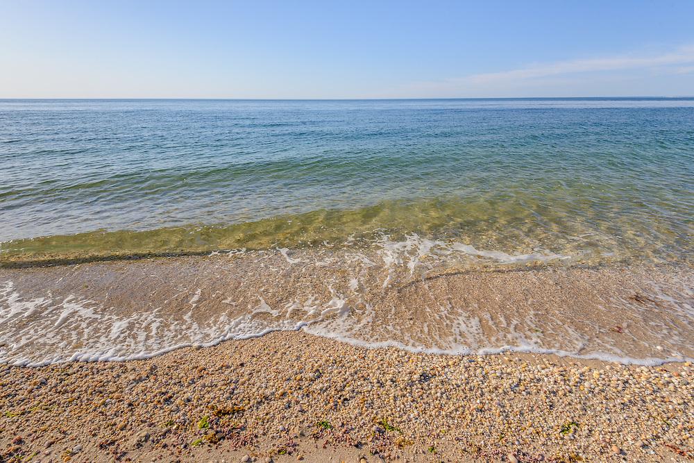 Beach, Long Island Sound, Mattituck, NY, Long Island, New York