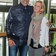 NLD/Ridderkerk/20140418 - Perspresentatie Sterrenfietsteam 2014, Gert Jakobs en partner
