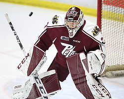 Ty Austin of the Peterborough Petes. Photo by Luke Durda/OHL Images