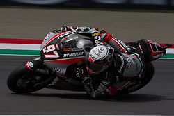 June 1, 2018 - Mugello, FI, Italy - Xavi Vierge of Dynavolt Intact GP of Moto 2 during the Free Practice 1 of the Oakley Grand Prix of Italy, at International  Circuit of Mugello, on June 01, 2018 in Mugello, Italy  (Credit Image: © Danilo Di Giovanni/NurPhoto via ZUMA Press)