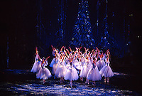 The Nutcracker performed by the Colorado Ballet, Denver Performing Arts Complex, Denver, Colorado USA