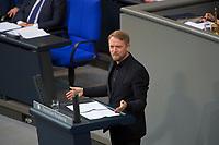 DEU, Deutschland, Germany, Berlin, 13.12.2017: Jan Korte (Die Linke) bei einer Rede im Deutschen Bundestag.