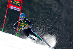 BORSOTTI Giovanni of Italy during the 1st Run of Men's Giant Slalom - Pokal Vitranc 2014 of FIS Alpine Ski World Cup 2013/2014, on March 8, 2014 in Vitranc, Kranjska Gora, Slovenia. Photo by Matic Klansek Velej / Sportida