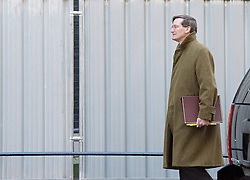 Dominic Grieve arriving for meeting  .at 10 Downing Street, London Great Britain, 5th February 2013. Photo by Elliott Franks / i-Images.
