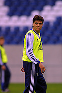 05.10.2001, Arena AufSchalke, Gelsenkirchen, Germany. Finnish National Team traning session before the FIFA World Cup Qualifying Match Germany v Finland. Jari Litmanen..©JUHA TAMMINEN