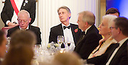 TheCityUK<br /> Annual Dinner <br /> 4th November 2014 <br /> at The Mansion House, London, Great Britain <br /> <br /> <br /> <br /> The Rt Hon Philip Hammond MP <br /> Secretary of State for Foreign and Commonwealth Affairs <br /> speech <br /> <br /> <br /> Photograph by Elliott Franks <br /> Image licensed to Elliott Franks Photography Services