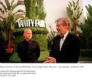 Kevin Sessums & Sir Ian Mckellen,  Oscar Night Party. Mortons. Los Angeles.  24 March 1997<br />Copyright Photograph by Dafydd Jones<br />66 Stockwell Park Rd. London SW9 0DA<br />Tel 0171 733 0108