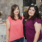 Lee-Ann - www.beaminglily.com & Anneline @artisticallycurious attends the Threads & Co Beauty launches permanent retail concept store everything from coffee to beauty to retail therapy on 24th May 2017. by See Li