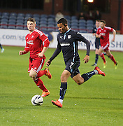 Phil Roberts - Dundee v Aberdeen, SPFL development league<br />