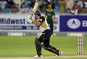 Ross Taylor during the first ICC Twenty20 (Twenty Twenty) match between Pakistan and New Zealand held at the Dubai International Cricket Stadium, Dubai, UAE, 12 November, 2009. Photo: SPORTDXB / PHOTOSPORT