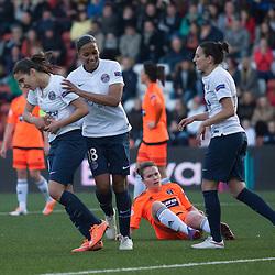 Glasgow City v PSG | Champions League | 22 March 2015