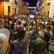 San Sebastian Festival. Old San Juan, Puerto Rico. USA.
