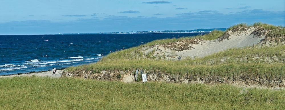 Massachusetts, Cape Cod, Barnstable, Sandy Neck, Bodfish Park