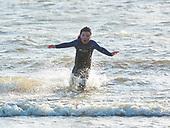 Duncannon New Years Day Swim