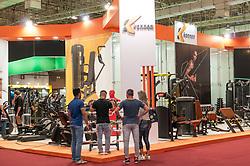 September 1, 2017 - 18ª IHRSA Fitness Brasil, maior feira do segmento fitness e bem-estar da América Latina. Transamerica Expo Center (Credit Image: © FáBio Guinalz/Fotoarena via ZUMA Press)