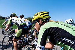 Doris Schweizer (Cylance Pro Cycling) - Flèche Wallonne Femmes - a 137km road race from starting and finishing in Huy on April 20, 2016 in Liege, Belgium.