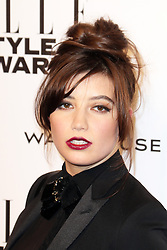 © Licensed to London News Pictures. 18/02/2014, UK. Daisy Lowe, ELLE Style Awards, One Embankment, London UK, 18 February 2014. Photo credit : Richard Goldschmidt/Piqtured/LNP