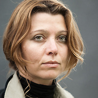 EDINBURGH, SCOTLAND - AUGUST11. Writer Elif Shafak  poses during a portrait session held at Edinburgh Book Festival on August 11, 2007  in Edinburgh, Scotland. HOW TO BUY THIS PICTURE: please contact us via e-mail at sales@xianpix.com or call our offices in Milan at (+39) 02 400 47313 or London   +44 (0)207 1939846 for prices and terms of copyright.