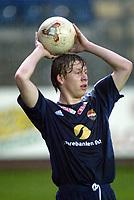 Fotball, 13. mai 2003, NM fotball herrer, Strømsgodset-Bærum, Lars Erik Martinsen, Strømsgodset