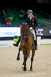 Davidson Richard, GBR, Bubblingh<br /> FEI Dressage World Cup™ Grand Prix presented by RS2 Dressage - The Dutch Masters<br /> © Hippo Foto - Sharon Vandeput<br /> 14/03/19