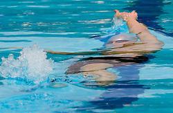 Anze Tavcar of Ilirija during 10th International Swimming Competition Veronika 2011, on July 16, 2011, in Pod skalco pool, Kamnik, Slovenia. (Photo by Vid Ponikvar / Sportida)
