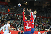 Kentin Mahe (France) during the EHF 2018 Men's European Championship, 2nd Round, Handball match between Serbia and France on January 22, 2018 at the Arena in Zagreb, Croatia - Photo Laurent Lairys / ProSportsImages / DPPI