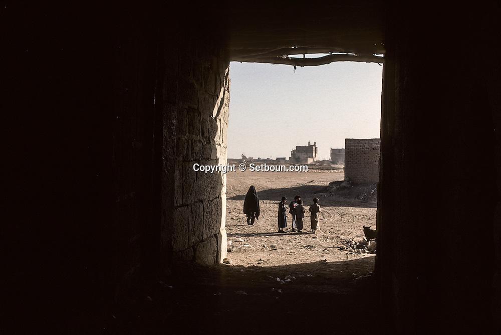 Yemen. Sanaa. in the streets       /   scènes de rue a Sanaa    /      L0007526  /    P111625