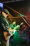 Elbhangfest, Blues Band, Schloss Pillnitz, Dresden, Sachsen, Deutschland.|.Elbhangfest (feast), blues band, Pillnitz Castle, Dresden, Germany