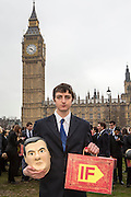 Enough Food IF campaigners gather in Westminster to call on Osborne to keep promises to the world's poorest.