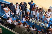 DESCRIZIONE : Bormio Torneo Internazionale Femminile Olga De Marzi Gola Italia Grecia GIOCATORE : Team Italia Team Italy <br /> SQUADRA : Nazionale Italia Donne Italy <br /> EVENTO : Torneo Internazionale Femminile Olga De Marzi Gola <br /> GARA : Italia Grecia Italy Greece <br /> DATA : 24/07/2008 <br /> CATEGORIA : Timeout <br /> SPORT : Pallacanestro <br /> AUTORE : Agenzia Ciamillo-Castoria/S.Silvestri Galleria : Fip Nazionali 2008 <br /> Fotonotizia : Bormio Torneo Internazionale Femminile Olga De Marzi Gola Italia Grecia <br /> Predefinita :