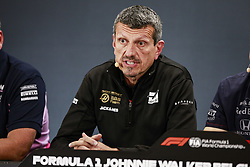 August 30, 2019, Spa-Francorchamps, Belgium: Motorsports: FIA Formula One World Championship 2019, Grand Prix of Belgium, ..Guenther Steiner (ITA, Haas F1 Team) (Credit Image: © Hoch Zwei via ZUMA Wire)