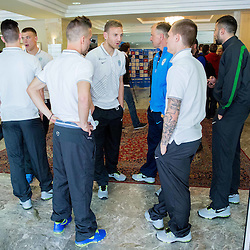 20150323: SLO, Football - Gathering of Slovenian National Team at Brdo pri Kranju