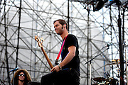10 Years performing at the Carnival of Madness at the Time Warner Cable Amphitheater in Cleveland, Ohio on August 9, 2010